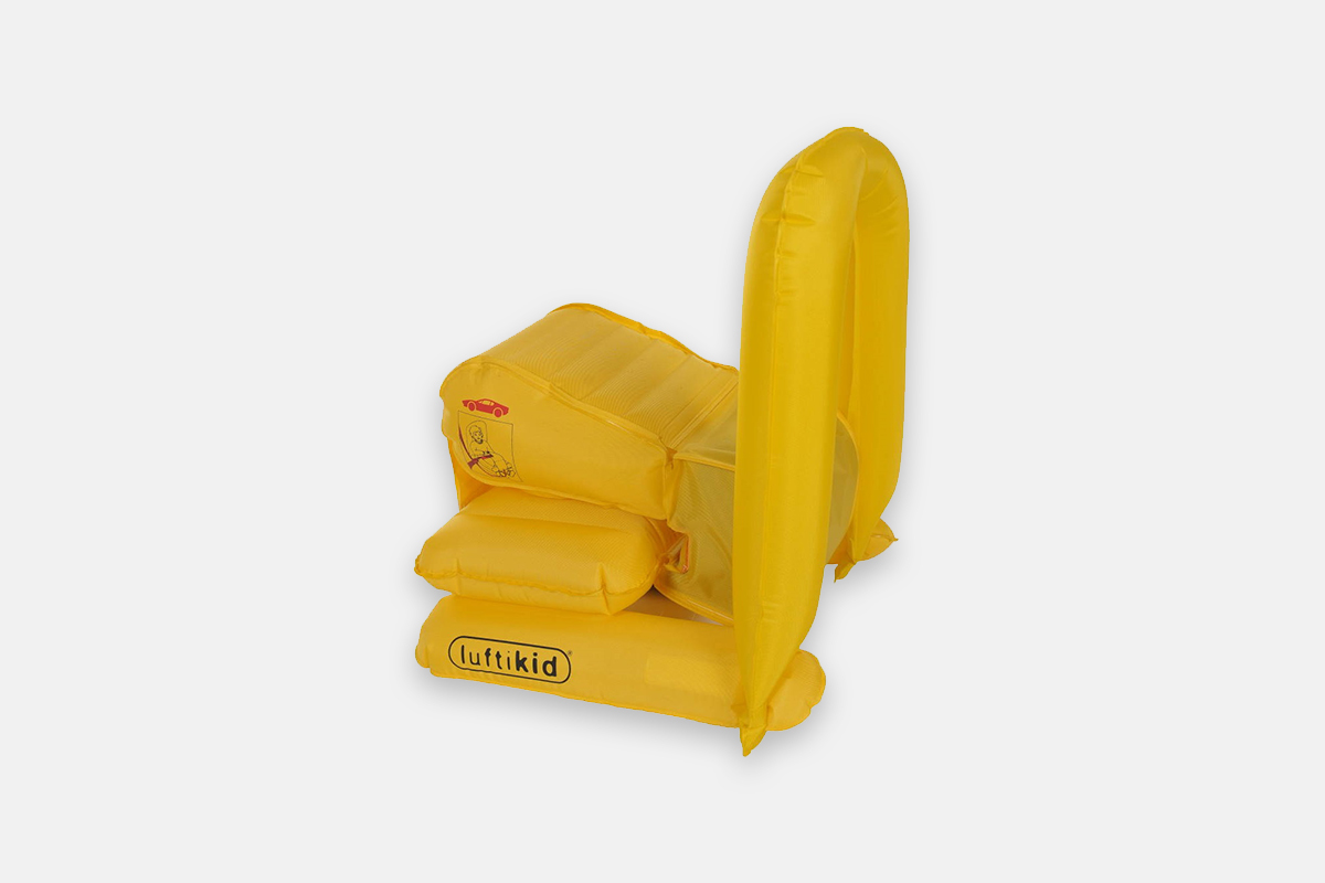 Luftikid Inflatable Child Passenger Safety Seat